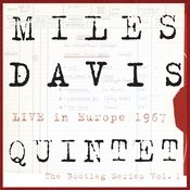 MILES DAVIS QUINTET - Live In Europe 1967 - The Bootleg Series Vol. 1